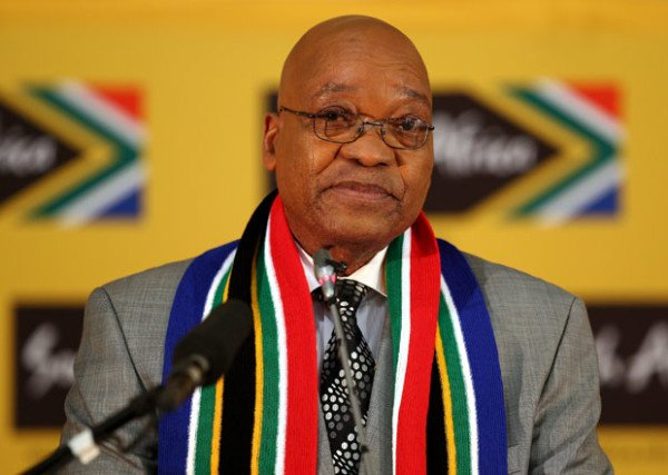 Jacob Zuma Nkandla controversy