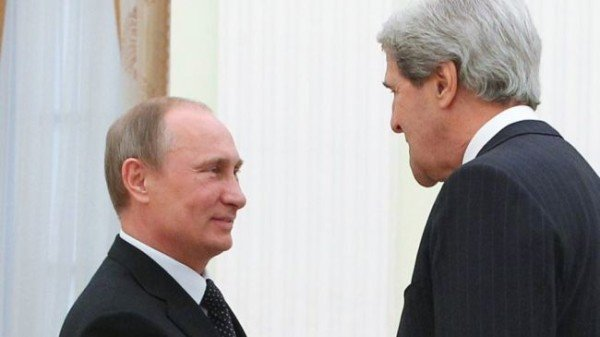 John Kerry to meet Vladimir Putin in Sochi