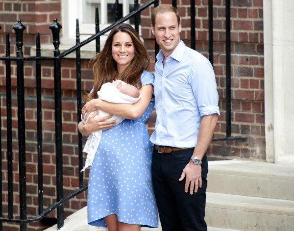 Kate Middleton labor 2015