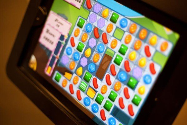 King Digital Candy Crush Saga shares