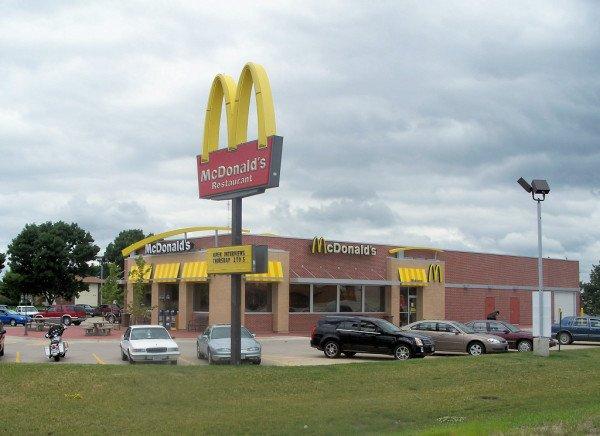McDonald's major shakeup