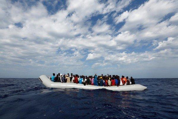 Mediterranean migrants Sicily