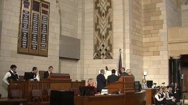 Nebraska abolishes death penalty 2015