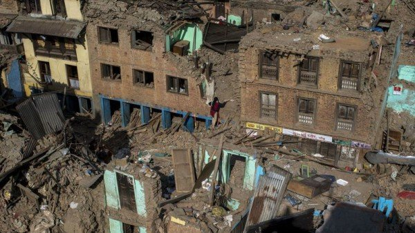 Nepal second earthquake May 2015