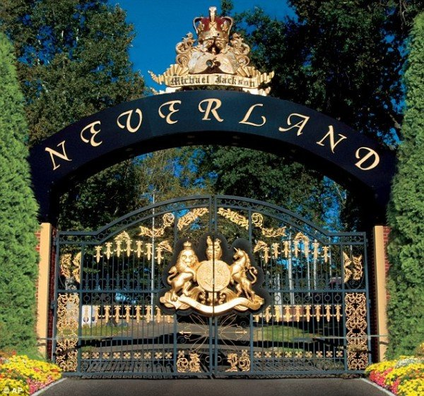 Neverland for sale 2015