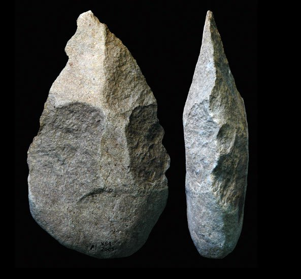 Oldest stone tools Kenya