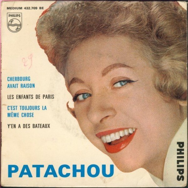 Patachou dead at 96