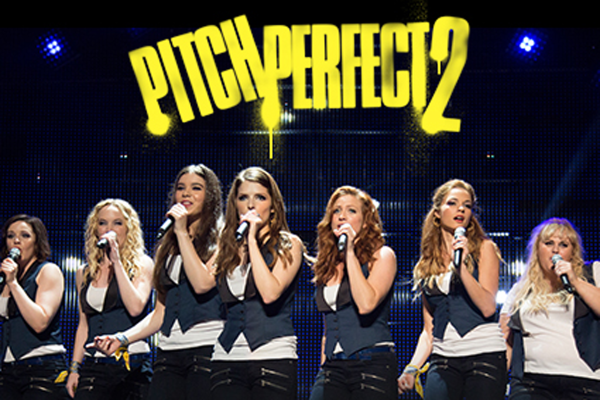 Pitch Perfect 2 tops US box office