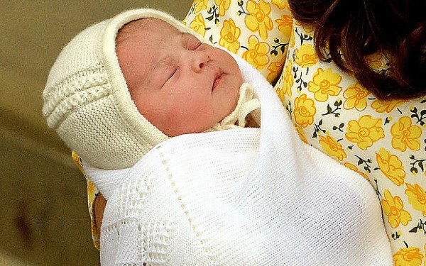 Princess Charlotte royal baby