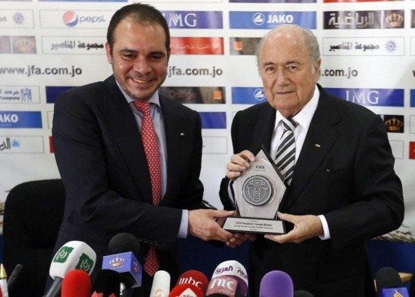 Sepp Blatter vs Prince Ali bin al Hussein FIFA elections 2015
