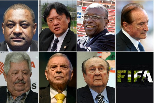 Seven FIFA officials arrested in Zurich 2015