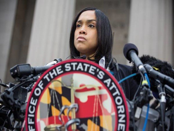 State Attorney Marilyn Mosby Freddie Gray death