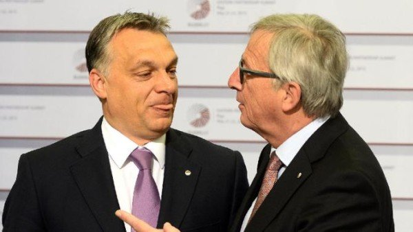 Viktor Orban dictator Ruga Summit 2015