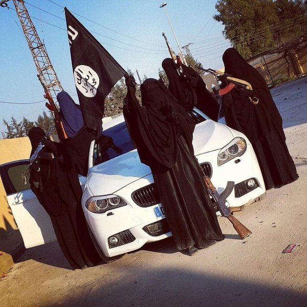 Women join ISIS