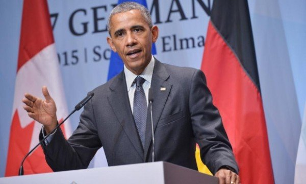 Barack Obama G7 Summit news conference