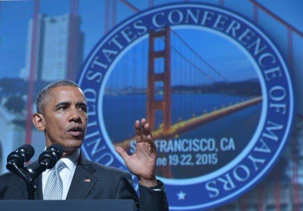 Barack Obama remarks on Charleston church shooting