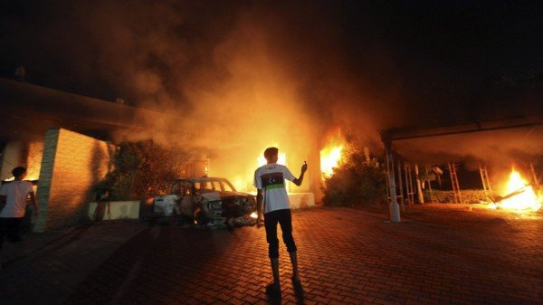 Benghazi attack 2012