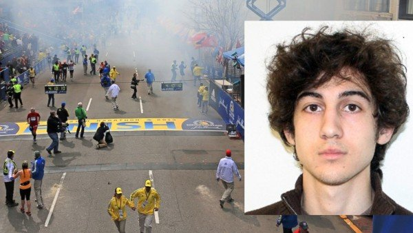 Boston Marathon bombing Dzhokhar Tsarnaev