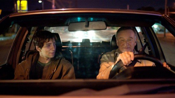 Boulevard trailer Robin Williams final movie