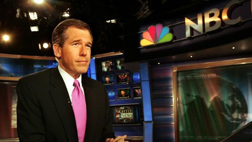 Brian Williams joins MSNBC