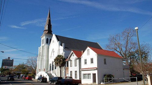 Charleston Emanuel AME Church to reopen