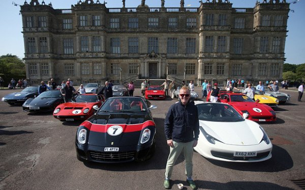Chris Evans Top Gear auditions