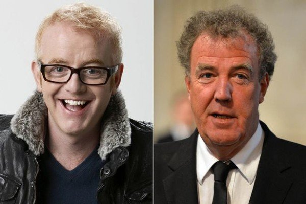 Chris Evans replaces Jeremy Clarkson as Top Gear host