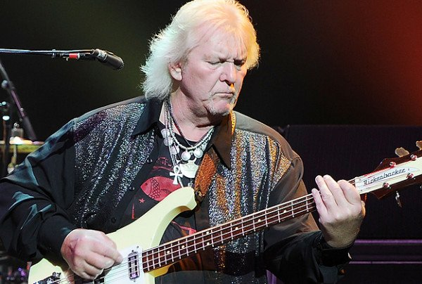 Chris Squire dead at 67