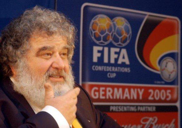 Chuck Blazer FIFA bribes