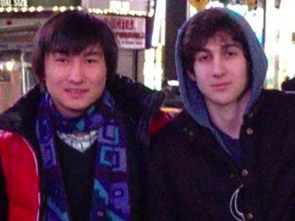 Dias Kadyrbayev and Dzhokhar Tsarnaev
