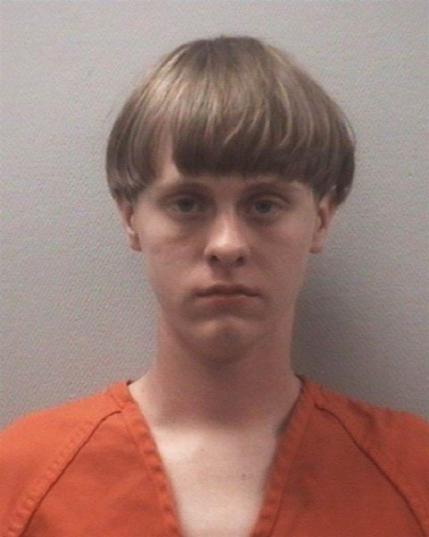 Dylann Roof Charleston Emanuel AME Church shooting suspect
