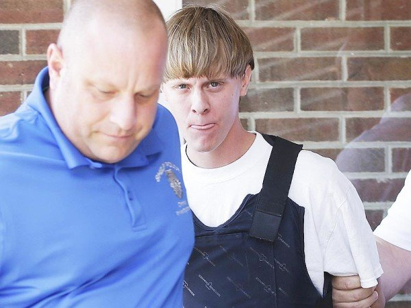 Dylann Roof Charleston church shooting