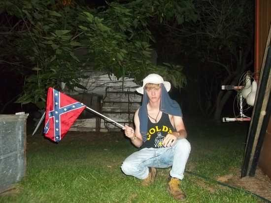 Dylann Storm Roof white supremacist