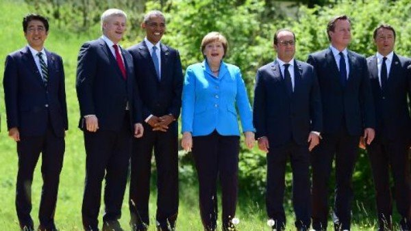 G7 Summit 2015 Germany