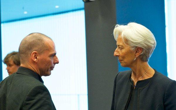 Greece debt talks Luxembourg