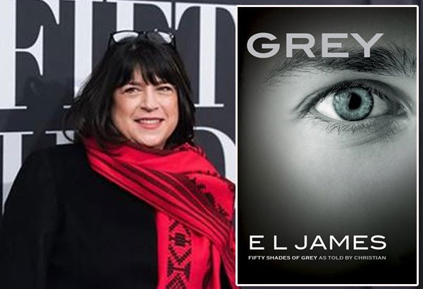 Grey by EL James stolen