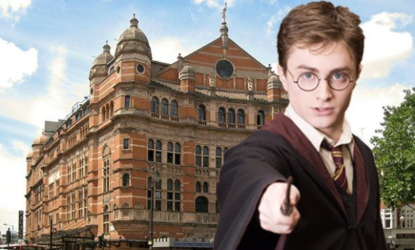 Harry Potter stage play to open in 2016