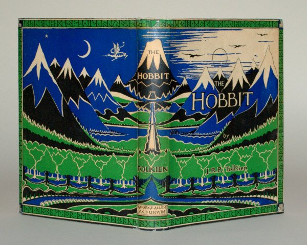 Hobbit first edition auction 2015