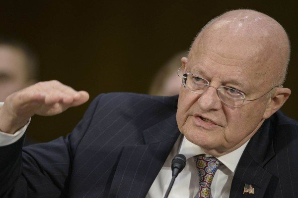 James Clapper China hacking US government
