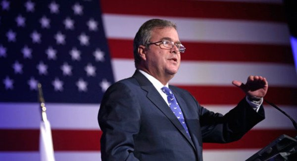 Jeb Bush launches White House 2016 campaign