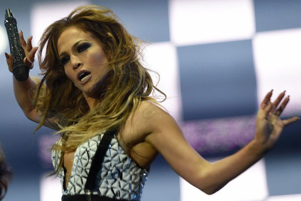 Jennifer Lopez Mawazine festival Morocco