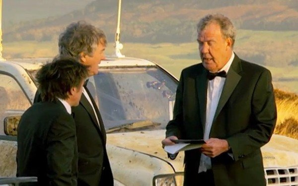 Jeremy Clarkson final Top Gear episode