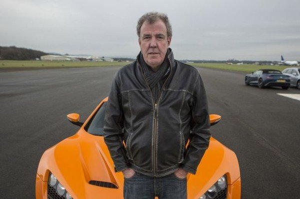 Jeremy Clarkson not offered Top Gear return