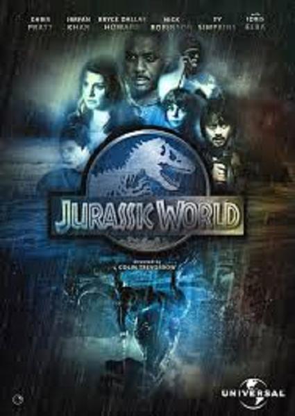 Jurassic World record opening weekend