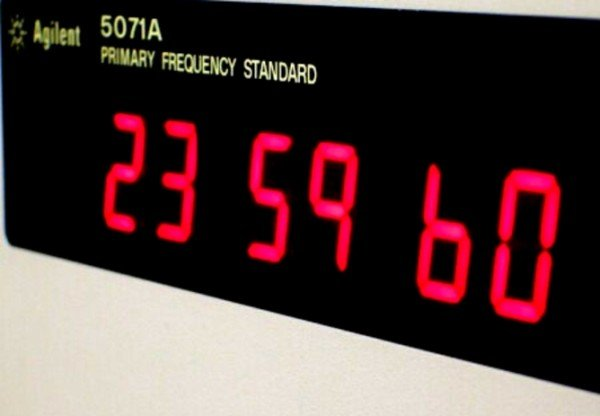Leap Second 2015