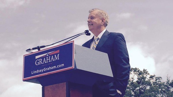 Lindsey Graham White House 2016
