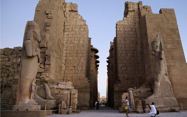 Luxor Karnak Temple suicide attack 2015
