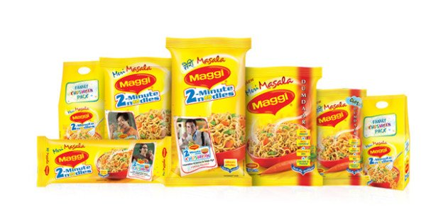 Maggi noodles India pullout