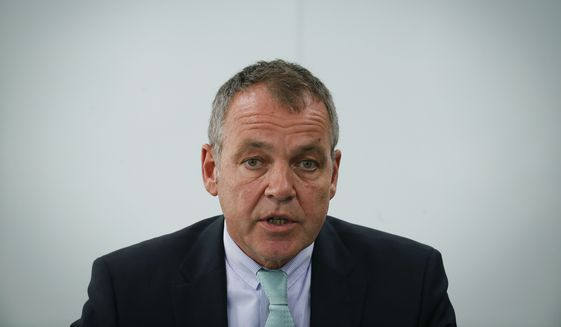 Malaysia Airlines CEO Christoph Mueller
