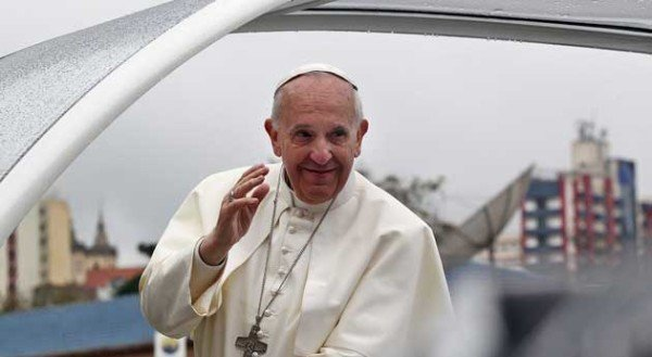 Pope Francis climate change encyclical